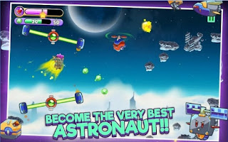 Rapstronaut Space Journey Android Game