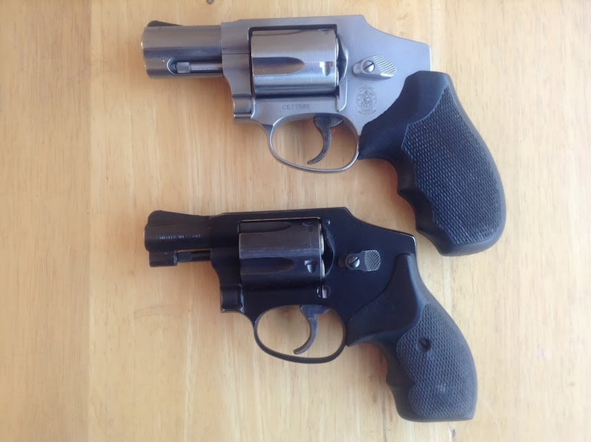 The Next Chapter: Smith & Wesson Model 640-1 .357 Magnum Pre-Lock