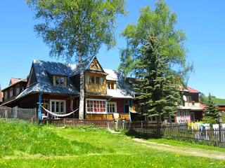 Our Hostel Ginger Monkey Zdiar Slovakia