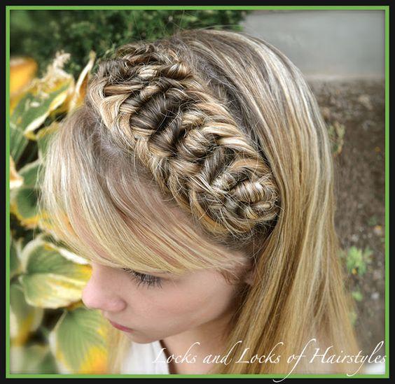 Beautiful Braids By Bella And Miriam The Haircut Web