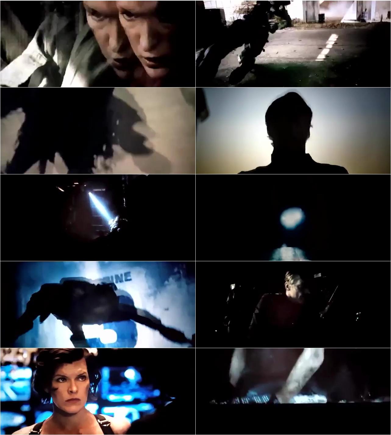 Resident Evil: The Final Chapter Screenshot