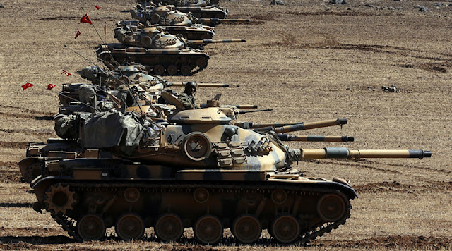Breaking: Turkey And Saudi Arabia Planning Invasion Of Syria