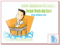 Contoh Administrasi Pelaksanaan Ujian Sekolah Lengkap