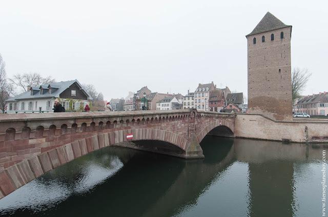 Puente Estrasburgo Alsacia
