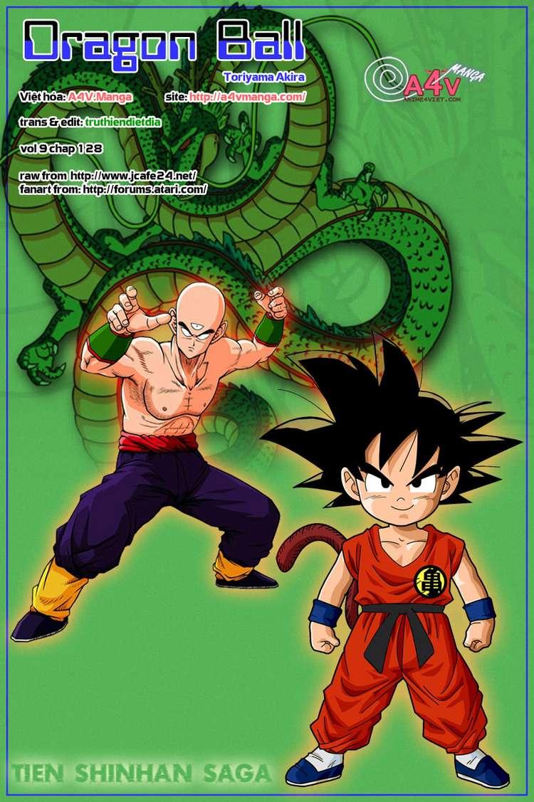 Dragon Ball chap 128 trang 15