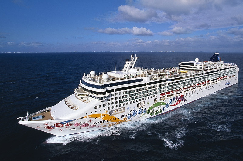 Navy: Norwegian Pearl: Life As A