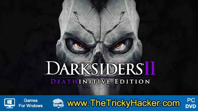 Darksiders 2 Deathinitive Edition Free Download Full Version Game PC