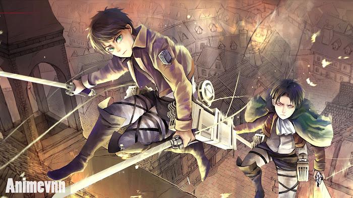 Ảnh trong phim Attack On Titan - Shingeki No Kyojin 1