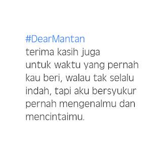 DP BBM Dear Mantan