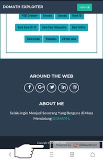 cara hapus watermark powered by 000webhost