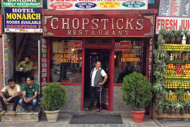 Chopsticks Restaurant Manali, Best places to eat in Manali, Where to Eat in Manali, Chopsticks cafe, Mall road restaurants manali