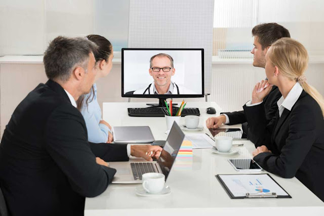 Video conferencing etiquette for working professionals: Wireless Router Printer