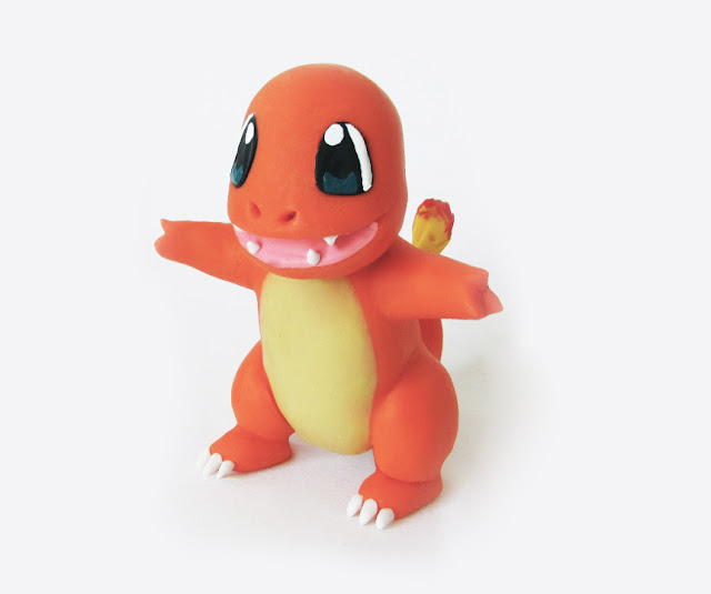 DIY: Como Fazer o Charmander de Pokémon