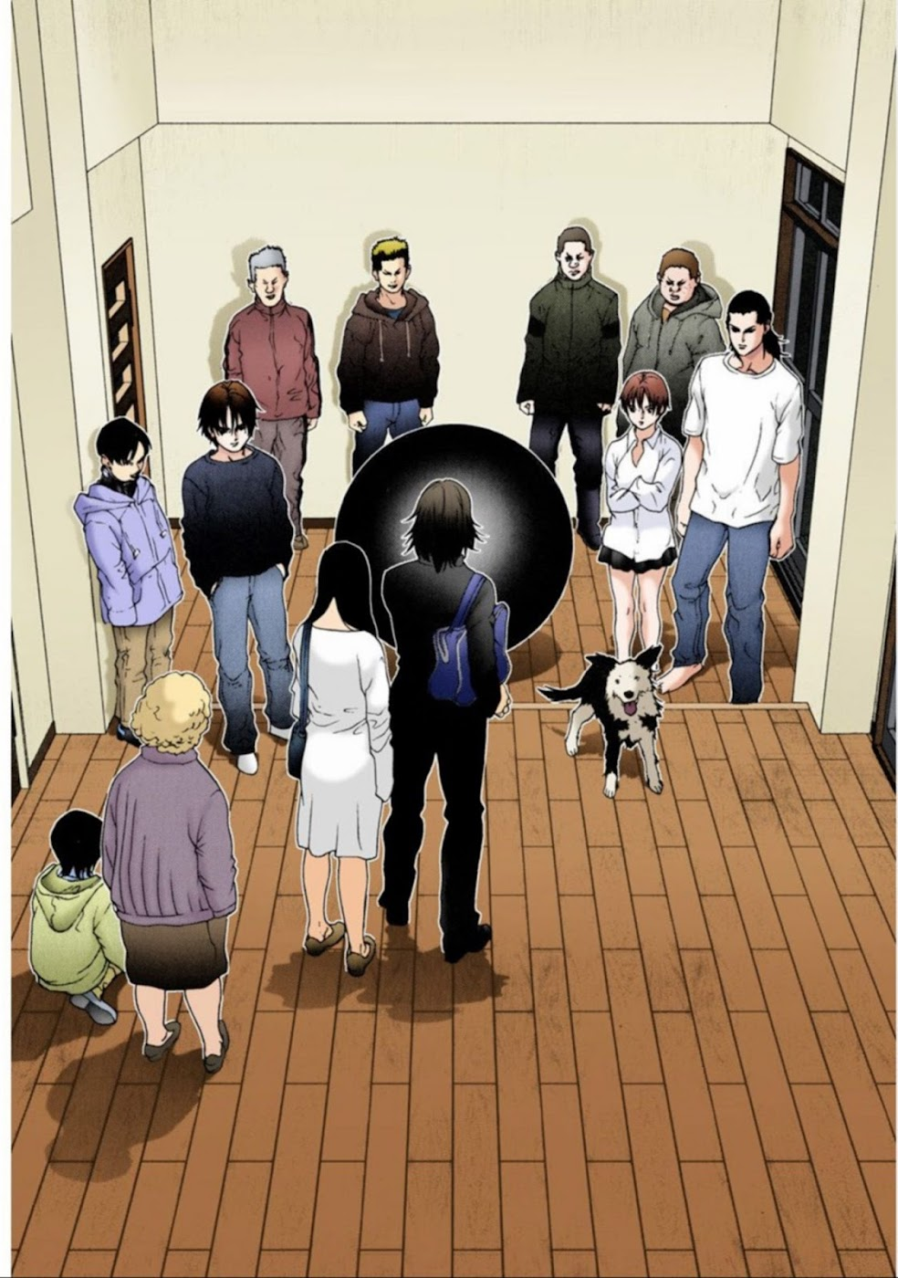 Gantz Chap 30: Con đường biến mất trang 18
