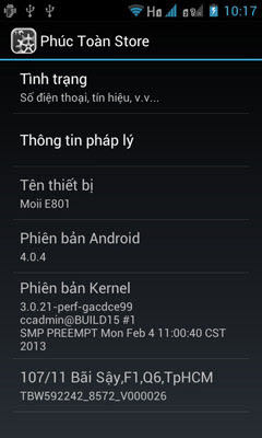 Tiếng Việt Moii E801 4.0.4 alt