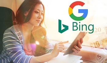 Microsoft will now PAY you to switch from Google to Bing - here's how the deal works