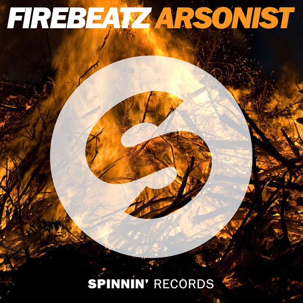 Firebeatz - Arsonist - Single Cover