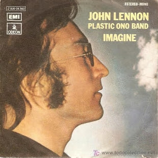 Imagine. John Lennon