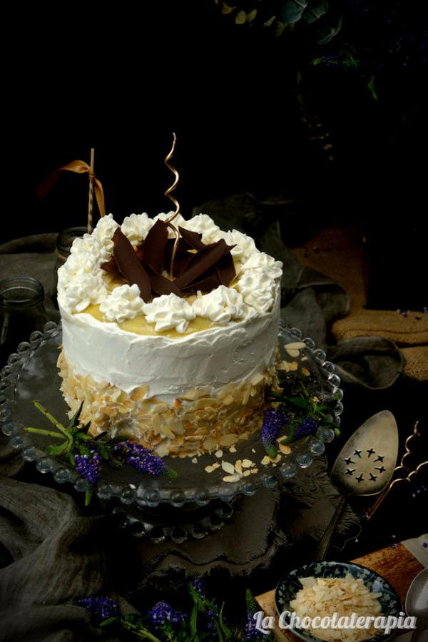como hacer una tarta san marcos helada la chocolaterapia