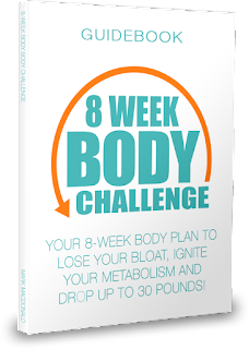 The 8 Week Body Challenge by Celebrity Trainer and Nutritionist Mark Macdonald