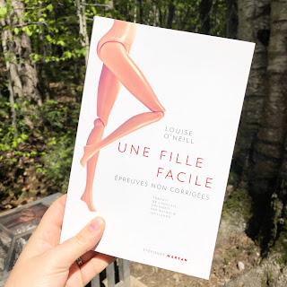 Livre une fille facile de Louise O'Neil chez Stéphane Marsan