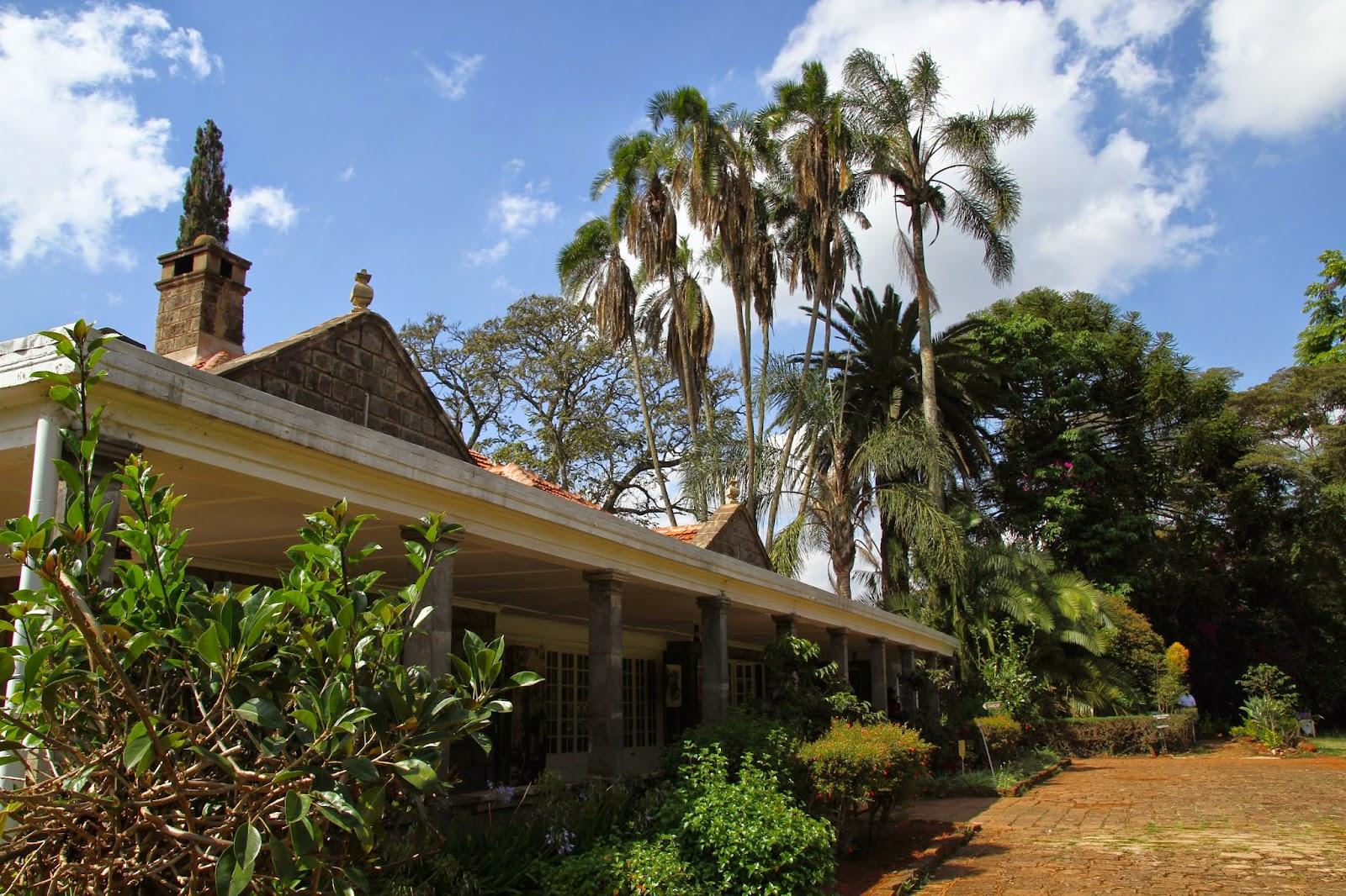 CIRCUITO EM NAIROBI: em visita ao GIRAFFE CENTER e MUSEU KAREN BLIXEN | Quénia