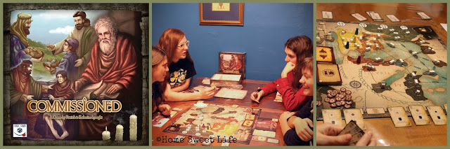 Strategy Board Games, Christian games, History