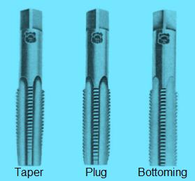 Ensiklopedia Teknik Mesin: Tap