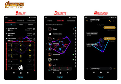 Download One Plus 6 Avengers Infinity War Theme For Emui 5