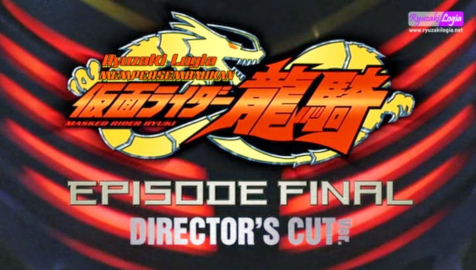 Kamen Rider Ryuki The Movie: Episode Final Subtitle Indonesia