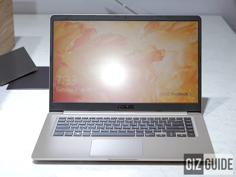 The VivoBook S starts at just USD 499!!!