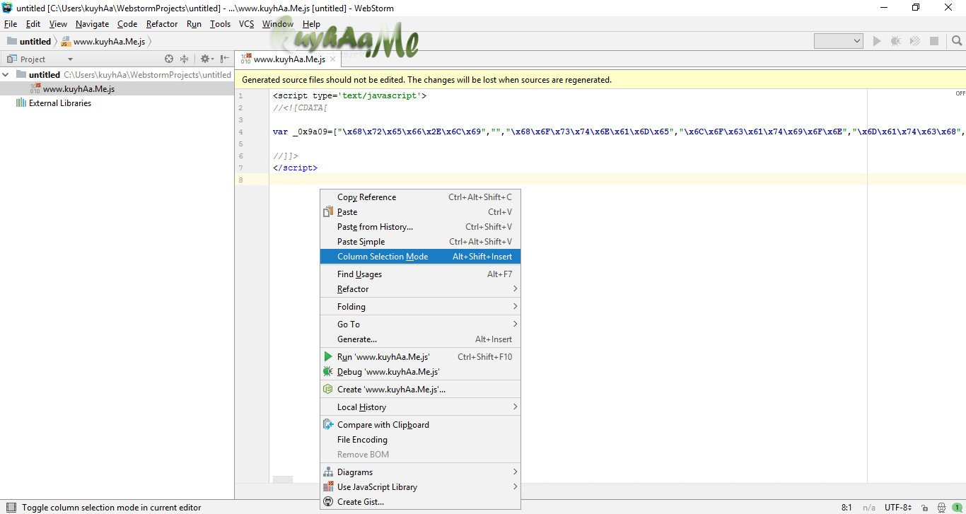 jetbrains webstorm download