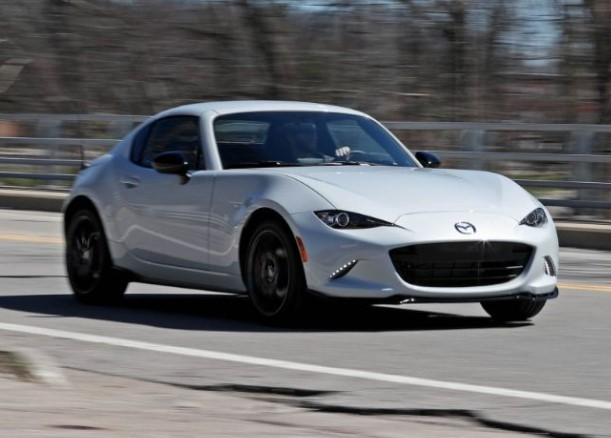 2017 Mazda MX-5 Miata RF Manual
