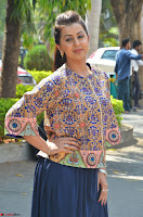 Actress Nikki Galrani at Trailer Launch of movie Team 5 Exclusive Pics ~  013.JPG