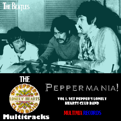 BootlegZone • View topic - Peppermania! The Sgt Pepper's