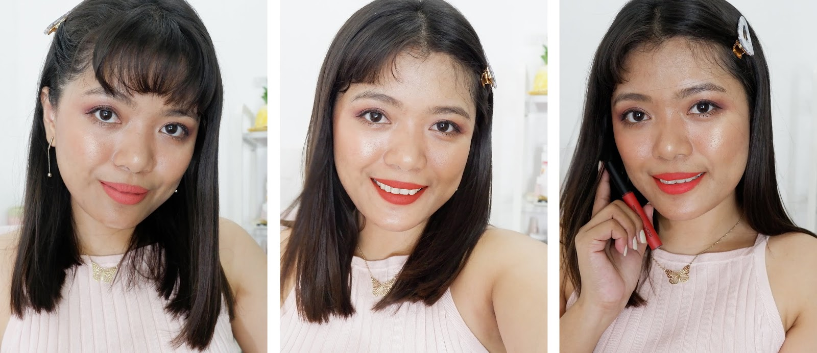 HERE'S WHAT TO EXPECT FROM INGA FLAT LIQUID LIPSTICK (SWATCHES & REVIEW)