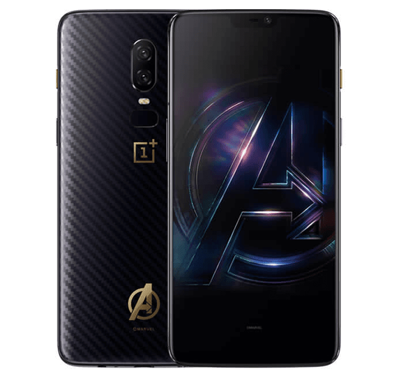 OnePlus 6 Marvel Avengers Limited Edition with 8GB RAM and 256GB ROM goes official!