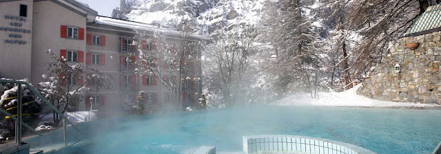 Отель «Les Sources des Alpes»