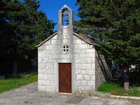 Crkvica sv. Ciprijan, Pražnica, otok Brač slike