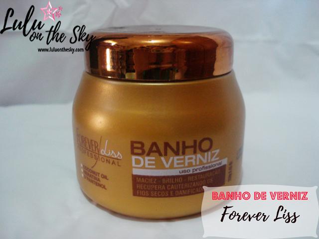 Banho de Verniz Forever Liss: eu testei - blog Lulu on the sky