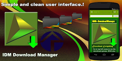 IDM Download Manager Apk v6.2.6 Terbaru