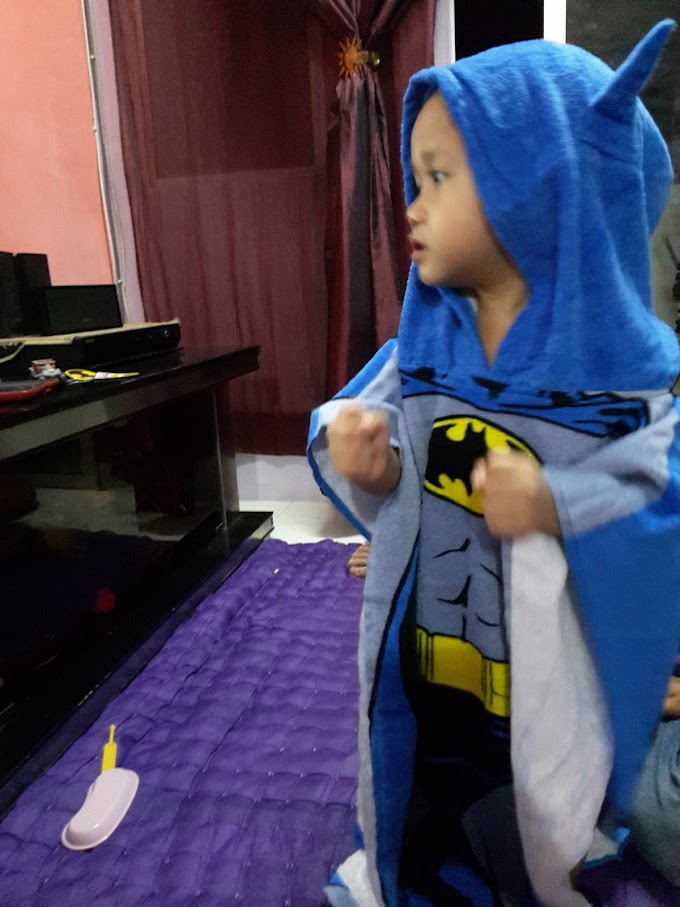 Borong Tuala Batman dan Minion Anak, Bila Sport Direct IOI Mall Putrajaya Sales !