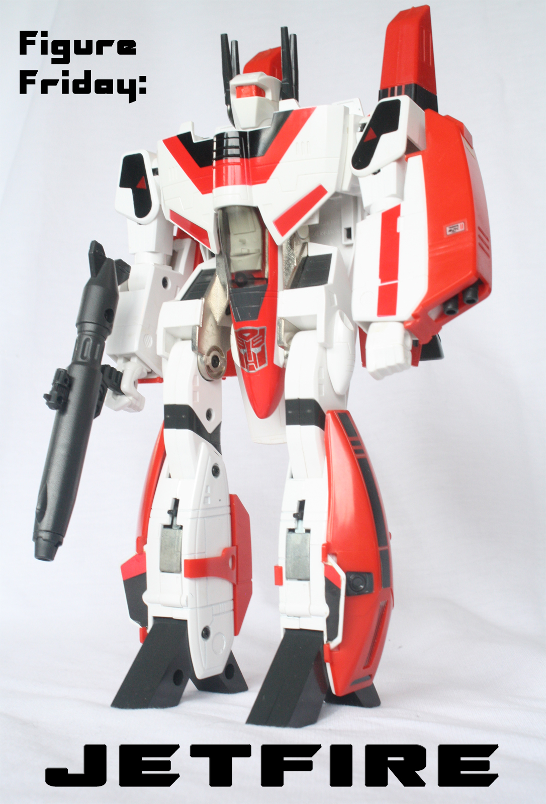 Toys And Bacon Figure Friday G1 Jetfire