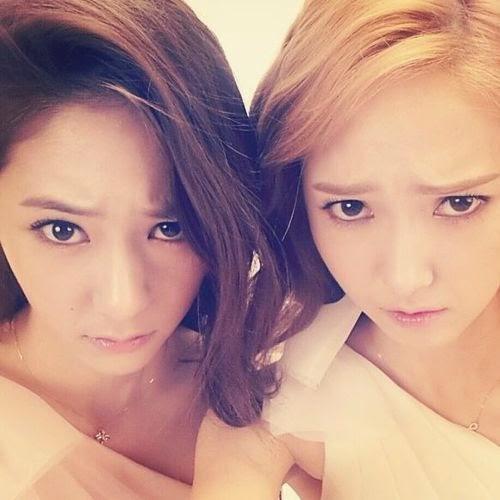 Sering Dikira Jutek, Ini Komentar Jessica SNSD dan Krystal f(x)
