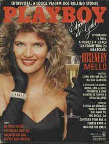 Rosenery Mello na Playboy