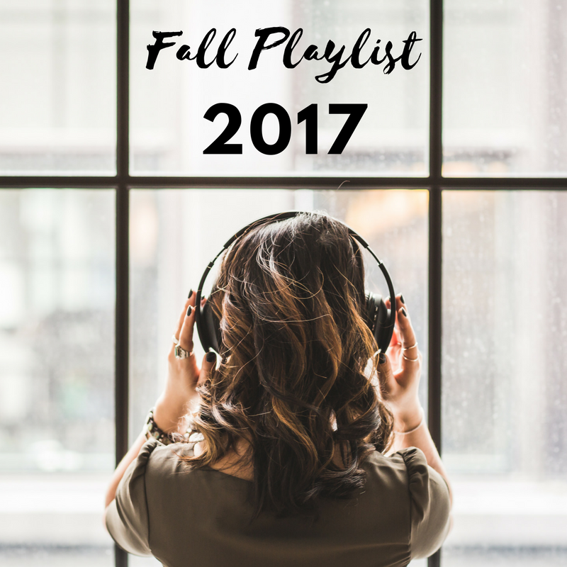 Fall Playlist 2017 - wanderlustvita.com