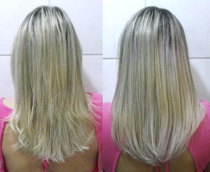 Reconstrução Térmica para cabelos danificados