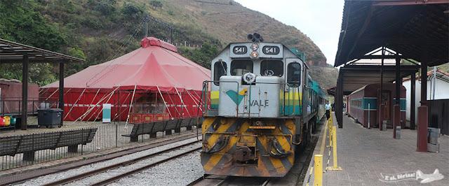Trem da Vale, Ouro Preto, Minas Gerais