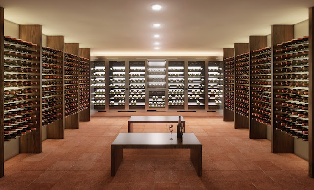 Image Wine Cellar The Oppidum : Billionaire Bunker :The Czech Republic