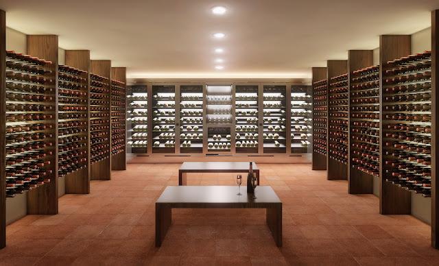Image Wine Cellar The Oppidum : Billionaire Bunker :The Czech Republic